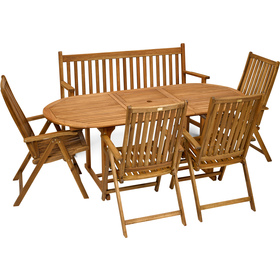 Garden furniture set Carmen II-T